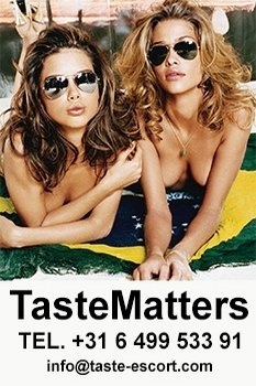 Escorts Banner of taste matters